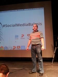 Jorge González #SocialMediaBalmis