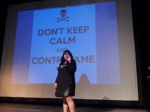 Laura Mateo en #SocialMediaBalmis