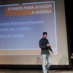 Ponencia Javier Gosende y Luis Villanueva #SocialMediaBalmis