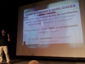 Paco Viudes en evento #SocialMediaBalmis