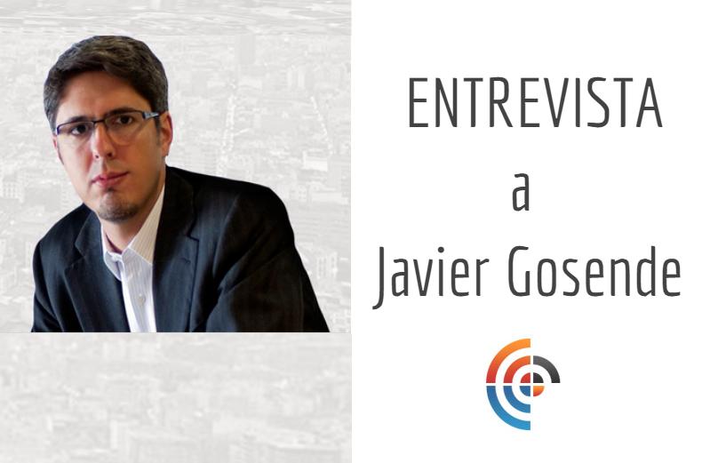 Entrevista a Javier Gosende
