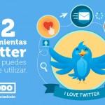 12 Herramientas para twitter que no puedes dejar de utilizar