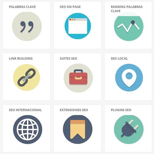 herramientas posicionamiento web