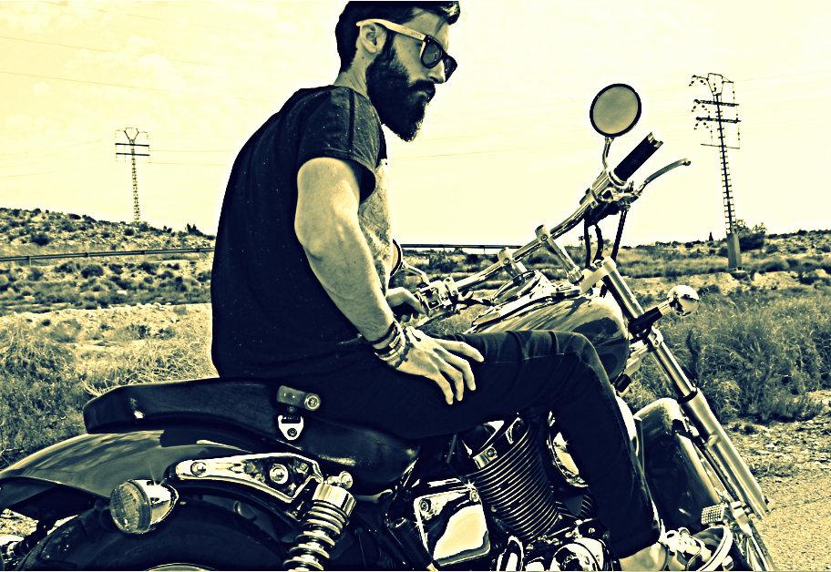 Pablo aracil moto