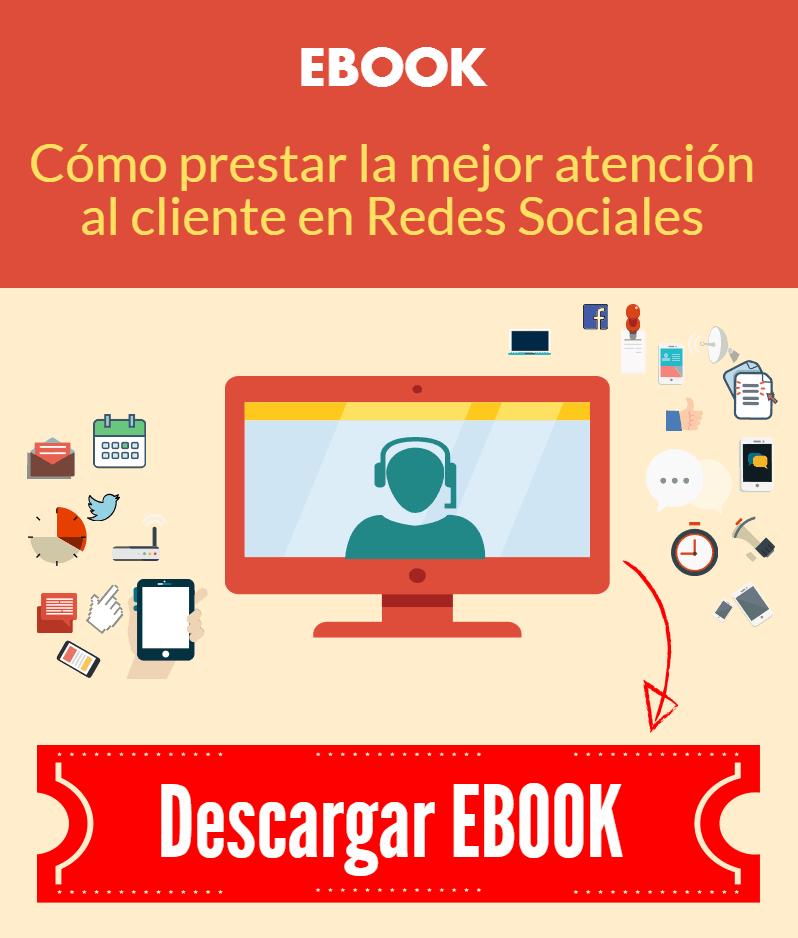 EBOOK Cómo prestar la mejor atención al cliente en redes sociales