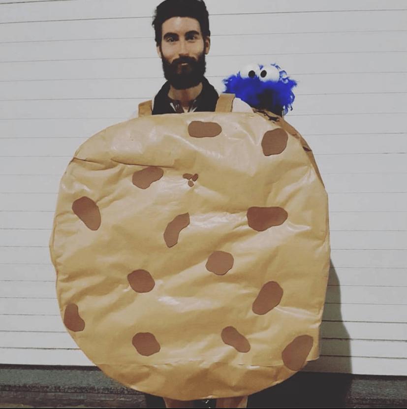 disfraz monstruo galletas galleta cookie