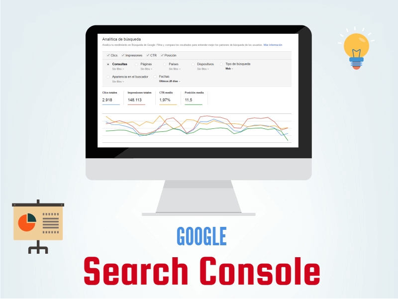 Search console tutorial completo google webmaster tools for Search console