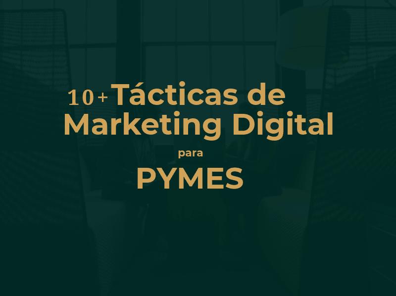 tacticas marketing digital pymes