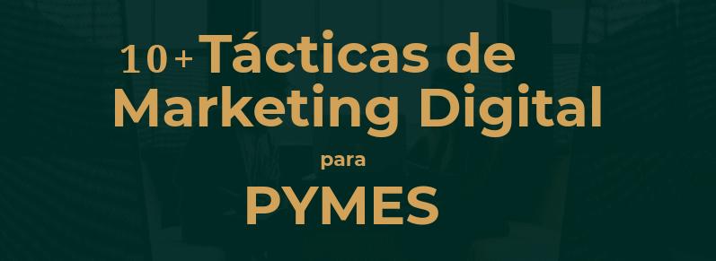 tacticas de marketing digital pymes