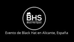 Evento Black Hat SEO