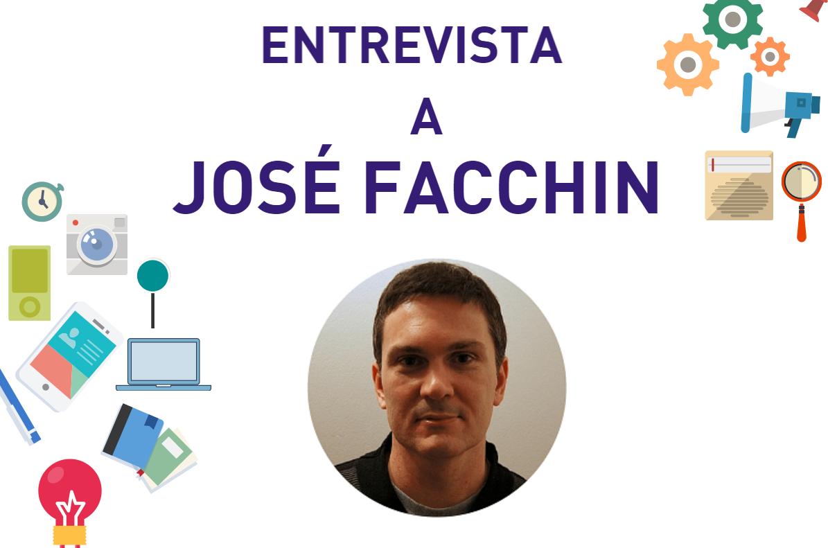 Portada entrevista a José Facchin