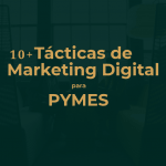 10+3 Tácticas de marketing digital para PYMES