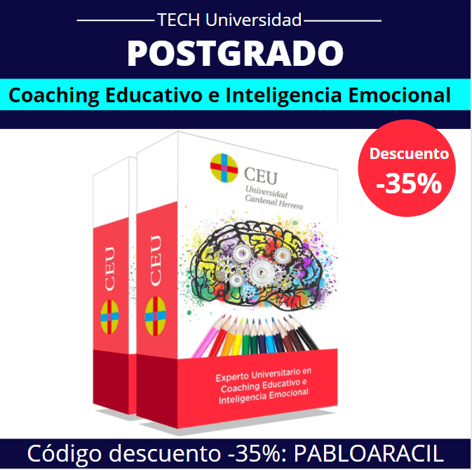 experto universitario coaching educativo e inteligencia emocional